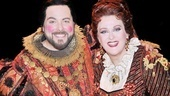 Phantom of the Opera 23rd Anniversary  Evan Harrington  Liz McCartney