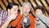 Priscilla recording - Will Swenson  Tony Sheldon  Nick Adams 3