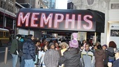 Memphis kids benefit  marquee