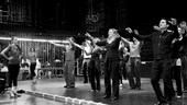 Anything Goes in Rehearsal – Sutton Foster – Kathleen Marshall