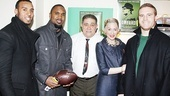 Lombardi Real Packers  Ryan Grant  Charles Woodson  Dan Lauria  Judith Light  John Kuhn