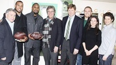 Lombardi Real Packers  Tony Ponturo  Ryan Grant- Charles Woodson  David Maraniss  Mark Murphy  John Kuhn  Fran Kirmser  Thomas Kail