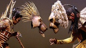 The Lion King - Show Photos - cast 3