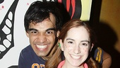 Sanjaya Malakar Joins Freckleface Strawberry  Sanjaya Malakar  Remy Zaken