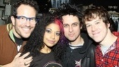 American Idiot Gaga – Michael Mayer – Rebecca Naomi Jones – Billie Joe Armstrong – John Gallagher Jr.