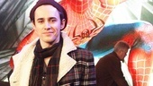Spider-Man Letterman  Reeve Carney 2