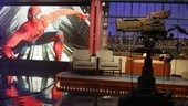 Spider-Man Letterman  set