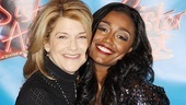 Sister Act Meet and Greet  Victoria Clark - Patina Miller