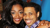 Sister Act Meet and Greet – Patina Miller – Chester Gregory