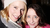 Good People Opening Night  Amy Ryan  Rachel Dratch