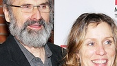 Good People Opening Night  Daniel Sullivan  Frances McDormand