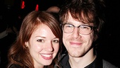 Good People Opening Night  Aubrey Dollar- John Gallagher Jr.