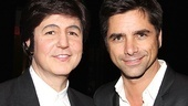 John Stamos is happy to stop by Rain to support his pal Paul McCartney, er, Joey Curatolo! 