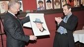 Chad and Montego Sardi's caricatures – Max Klimavicius – Chad Kimball