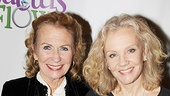 Look who's here! Juliet Mills, who's been married to Maxwell Caulfield since 1980, poses with her actress sister, Hayley Mills.