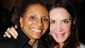 Cactus Flower Opening Night  Leslie Uggams  Lois Robbins