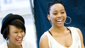 Baby It's You Rehearsal – Christina Sajous – Erica Ash