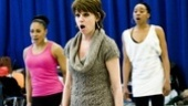 Baby It's You Rehearsal – Kyra Da Costa – Beth Leavel – Erica Ash