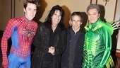Spidey Stiller - Reeve Carney - Alice Cooper - Ben Stiller - Patrick Page