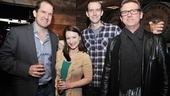 Levi Kreis Last Night in Million Dollar Quartet  - James Moye, tktktktk, Corey Kaiser, Chuck Mead