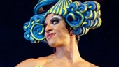 Nick Adams as Felicia in Priscilla Queen of the Desert.
