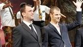 Mormon opens - Trey Parker - Matt Stone