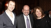 Mormon opens - Matt Stone -Scott Rudin - Anne Garefino
