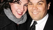 Book of Mormon - wife Kristen - Robert Lopez