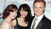 How to Succeed Opening Night  Cleve Asbury  Donna Marie Asbury  daughter Jackie