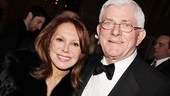 Ageless couple Marlo Thomas and Phil Donahue love a good musical.