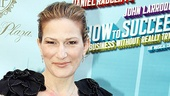 How to Succeed Opening Night  Ana Gasteyer  daughter Frances Mary McKittrick