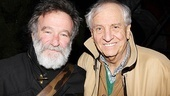 Nanu-nanu! Robin Williams reunites with film director Garry Marshall, who served as an executive producer on his hit TV series Mork and Mindy.