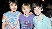 Billy Elliot Celebrates 1000 Performances – Alex Ko – Joseph Harrington – Peter Mazurowski