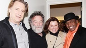 Bengal Tiger celebs – Bill Pullman – Robin Williams – Marsha Mason – Ben Vereen