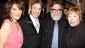 Catch Me If You Can Opening Night  Andrea Martin  Martin Short  Robin Williams  Shirley MacLaine