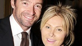 Catch Me If You Can Opening Night  Hugh Jackman  Deborra-Lee Furness