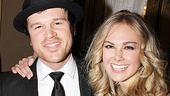 Catch Me If You Can Opening Night  Laura Bell Bundy  boyfriend Andy