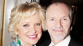 Catch Me If You Can Opening Night  Christine Ebersole  Bill Moloney