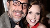 Catch Me If You Can Opening Night  Jeffrey Dean Morgan  Hilarie Burton