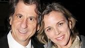 Catch Me If You Can Opening Night – David Rockwell – wife Marcia Kirkley