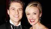 Catch Me If You Can Opening Night  Aaron Tveit  Rachel de Benedet