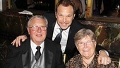 Catch Me If You Can Opening Night  Norbert Leo Butz  parents