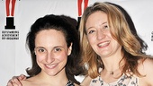 Lucille Lortel Award Nomination Reception – Tracee Chimo – Heidi Schreck