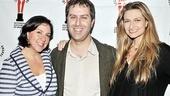 Lucille Lortel Award Nomination Reception – Kristen Anderson-Lopez – Russ Kaplan – Sarah Wordsworth