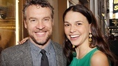 Motherf**ker Opening Night – Tate Donovan – Sutton Foster