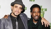 Motherf**ker Opening Night  Bobby Cannavale  Chris Rock