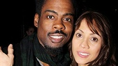 Motherf**ker Opening Night – Chris Rock – Elizabeth Rodriguez