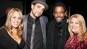 Motherf**ker Opening Night – Bobby Cannavale – Chris Rock – Cannavale sister – Cannavale mother