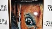 War Horse Opening Night – poster