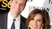 War Horse Opening Night  Peter Hermann  Mariska Hargitay